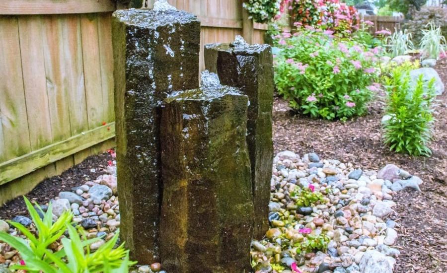 basalt columns – large