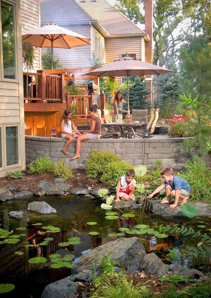 Ponds Bring Your Family Outside Colorado Pond Pros
