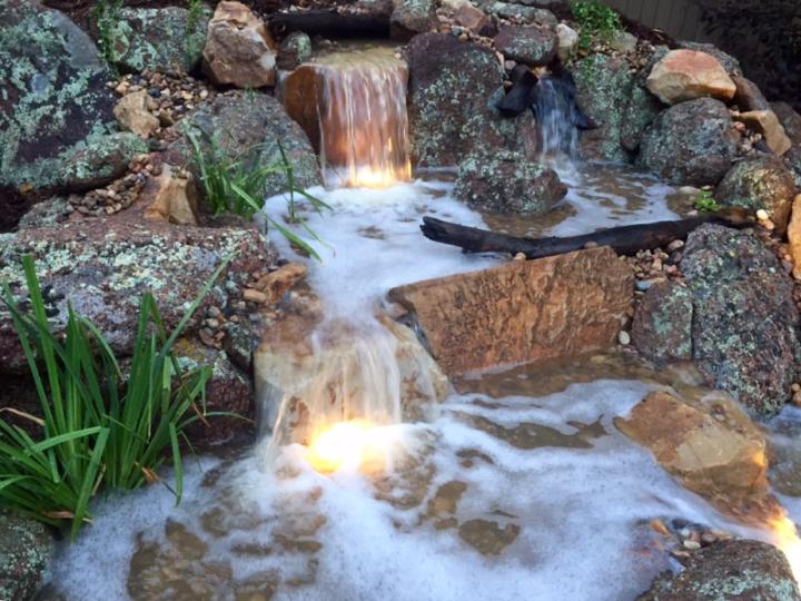Pond Foam