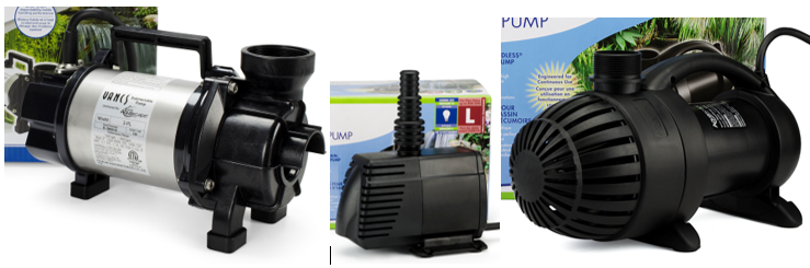Pond Pump and Electricity Usage