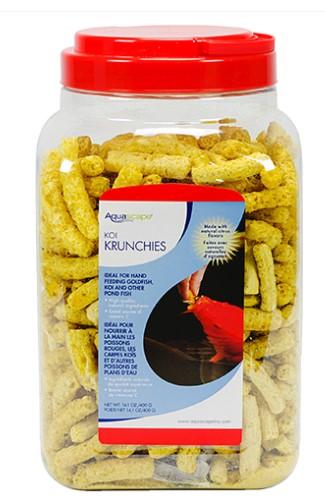 treats for fish, koi food